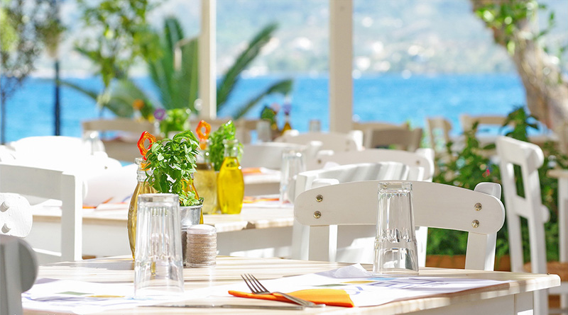Επικοινωνία – Εστιατόριο Askeli στον Πόρο